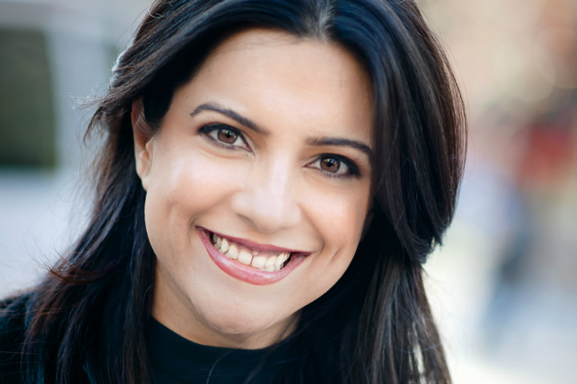 Reshma Saujani is the bestselling author of Brave, Not Perfect