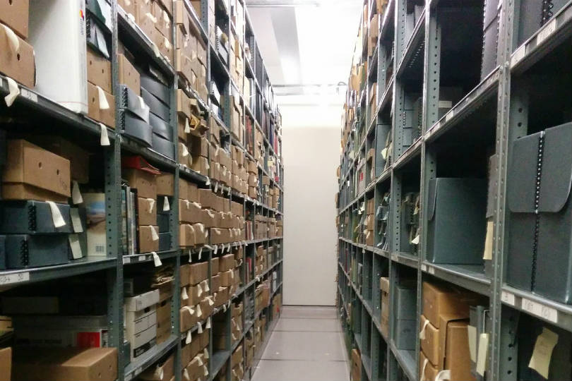 The Thomas Cook archive in Leicestershire