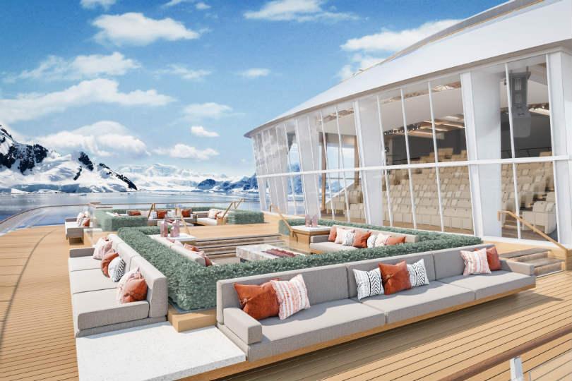 Finse Terrace