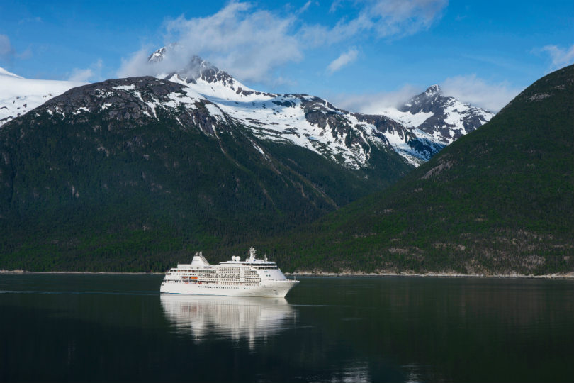Silversea's multi-million pound transformation of Silver Shadow