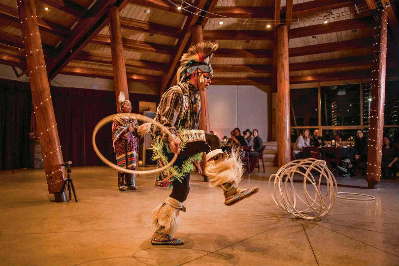 Where to book indigenous experiences in Canada