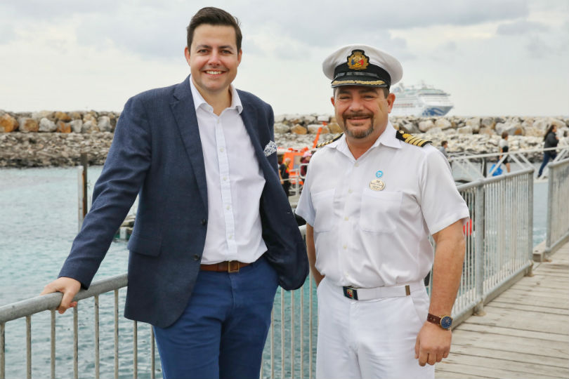 First cruise visits Kangaroo Island since bushfire crisis