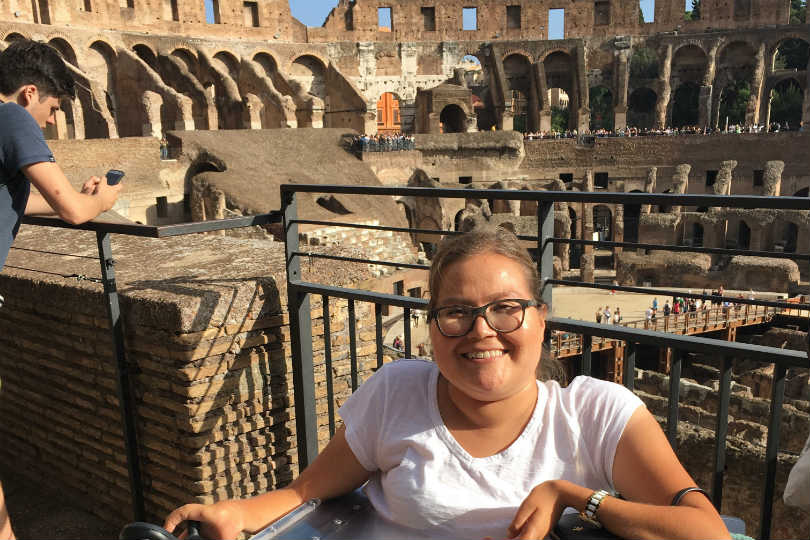 Roma Experience has launched accessible itineraries in the Colosseum and Vatican City