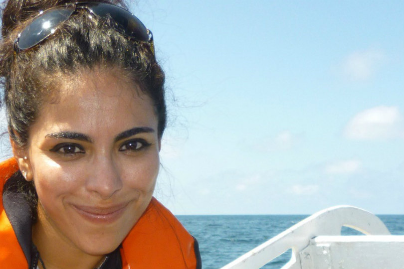 Aura Banda is an environmental manager and naturalist guide