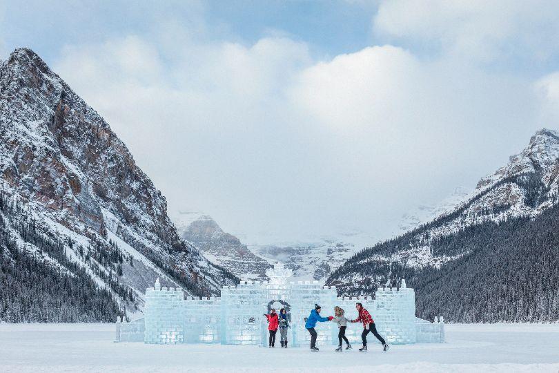 Canada is a winter wonderland