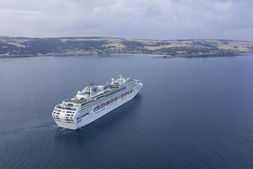 Princess Cruises sells Sun Princess and Sea Princess