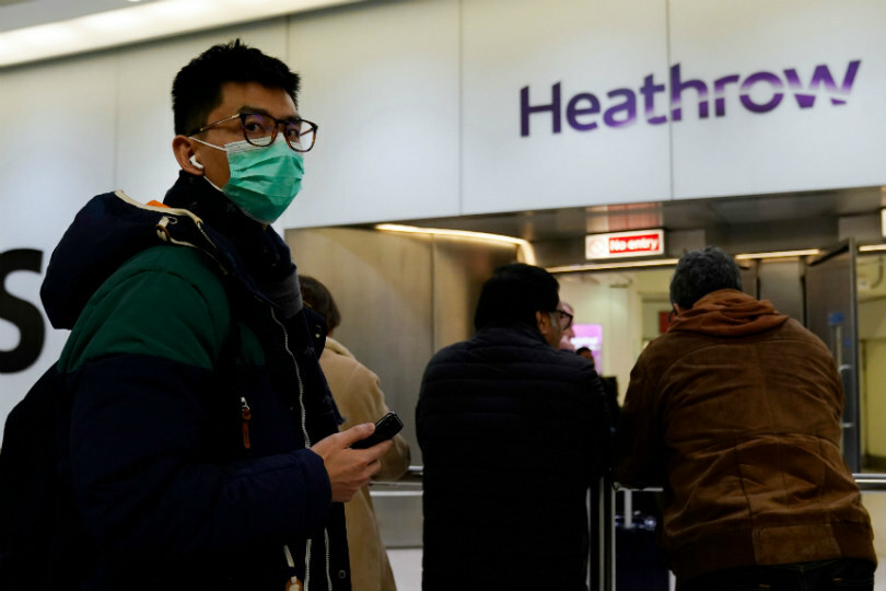 Heathrow airport to move all flights to one runway