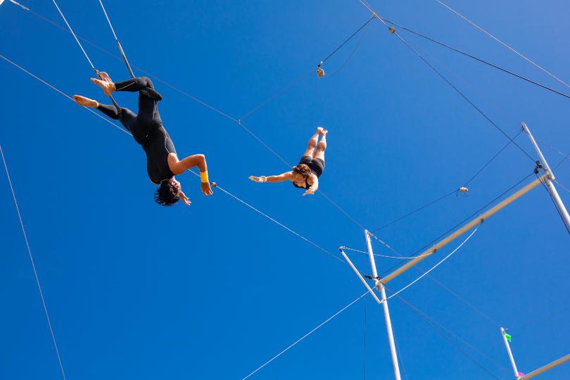 Trapeze stunts, island excursions and gastronomic delights at Club Med's La Plantation d'Albion