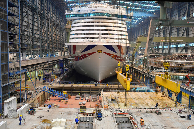 Clia to host first agent shipyard visit