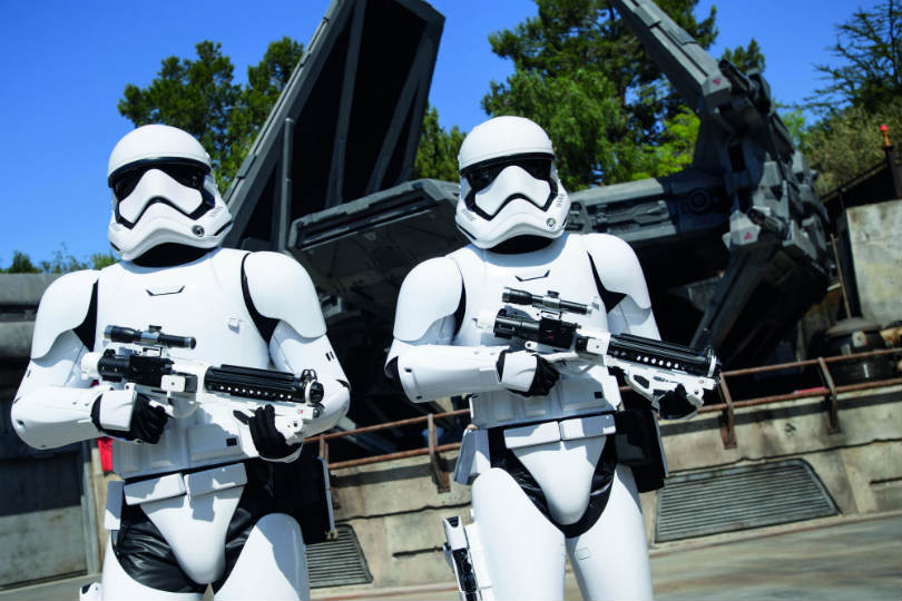 Star Wars Stormtroopers will be coming to Disney