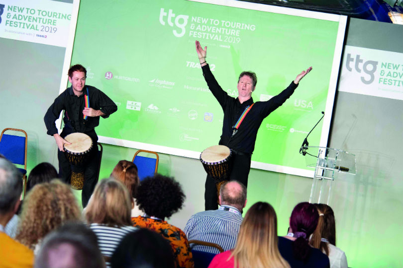 TTG New To Touring and Adventure Festival in 2019