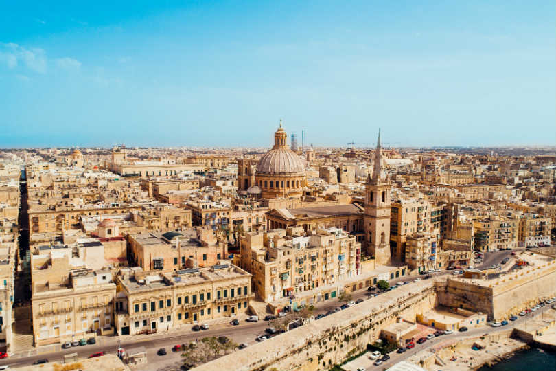 Malta's capital Valletta is off the Jet2holidays' Stansted list this winter