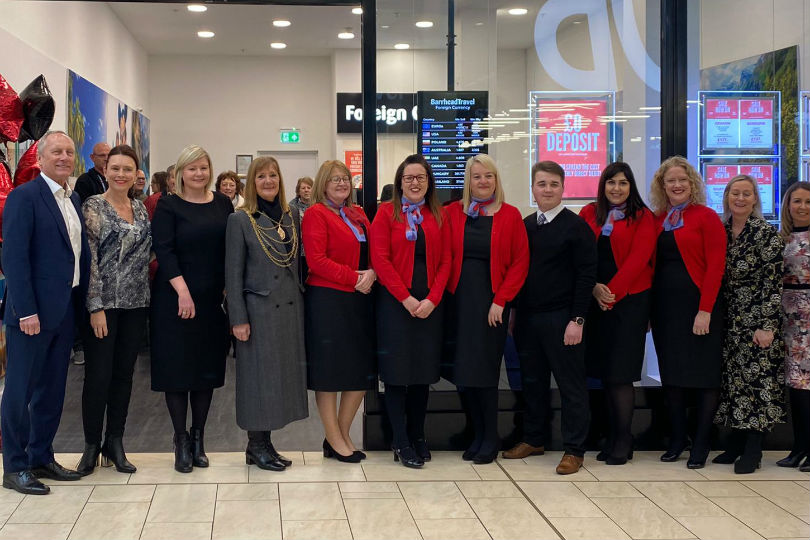 Former Thomas Cook team launch latest Barrhead Travel store