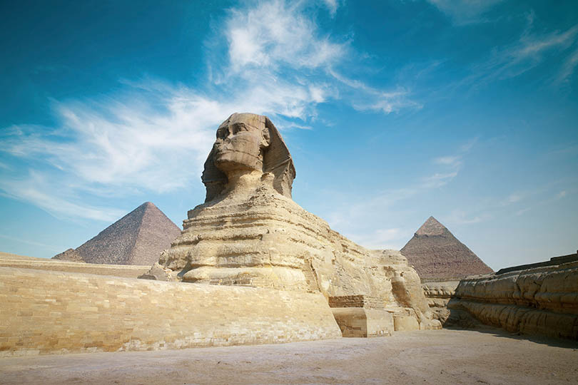 Why Egypt is the country that opens the door to culture