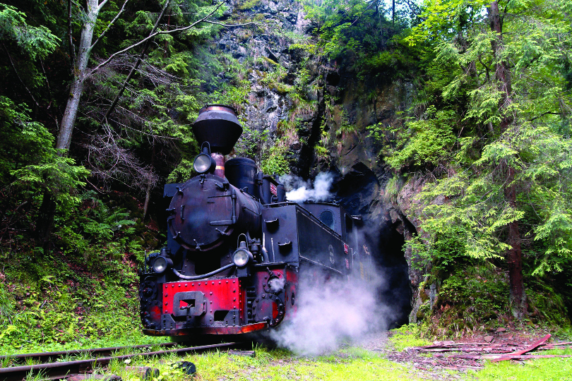 Steam engines and vampire legends: European rail holidays that clients can sink their teeth into