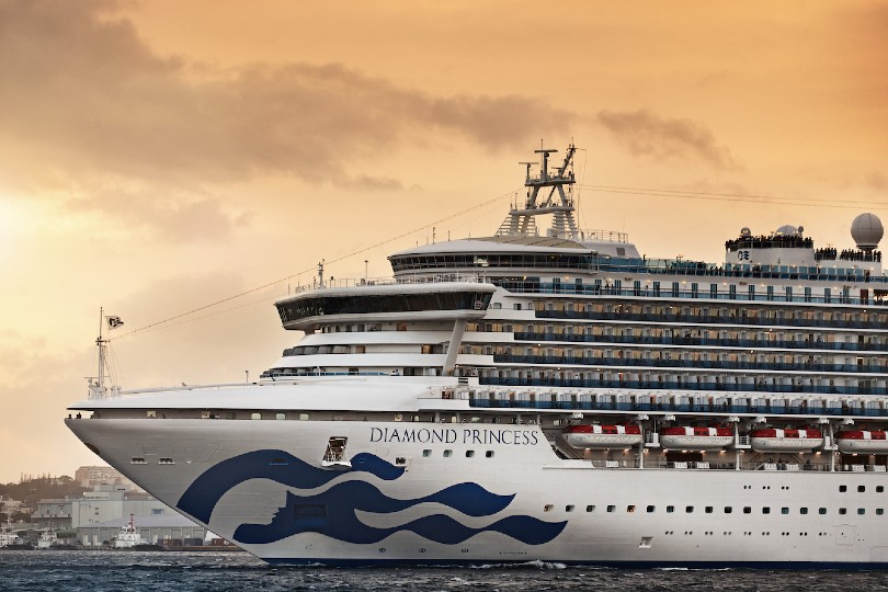 Coronavirus: Govt confirms Diamond Princess evacuation flight
