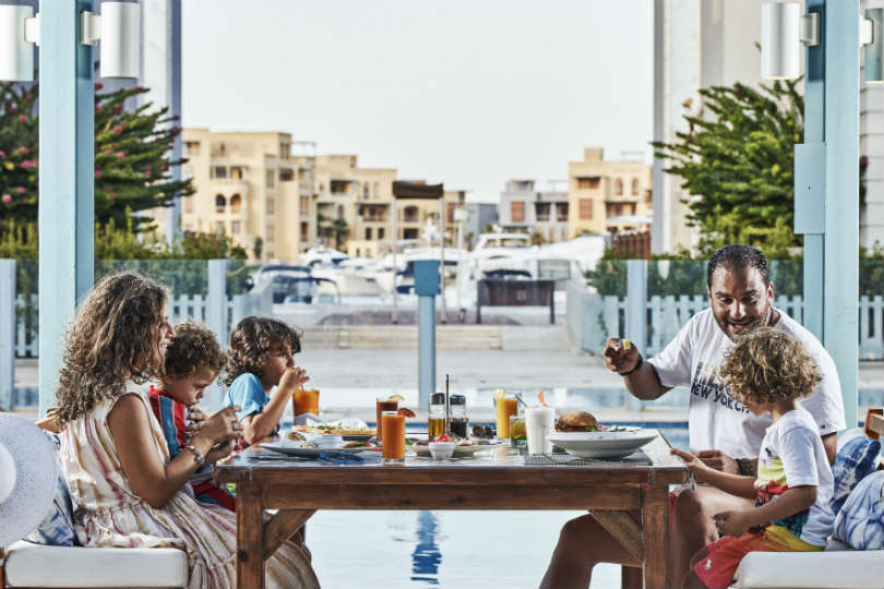 Why Egypt's Red Sea resorts are perfect for family breaks