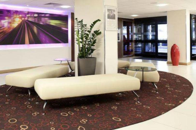Novotel Birmingham Airport Hotel has 195 rooms