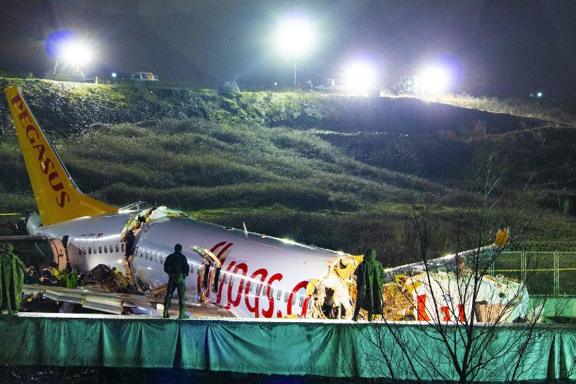 Pegasus Airlines confirms three fatalities in Istanbul crash