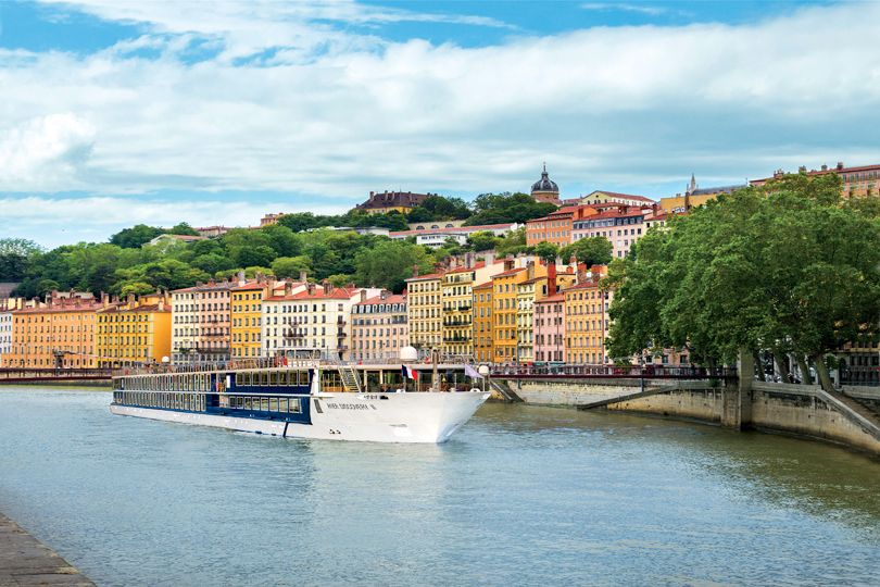 Titan Travel River Cruises