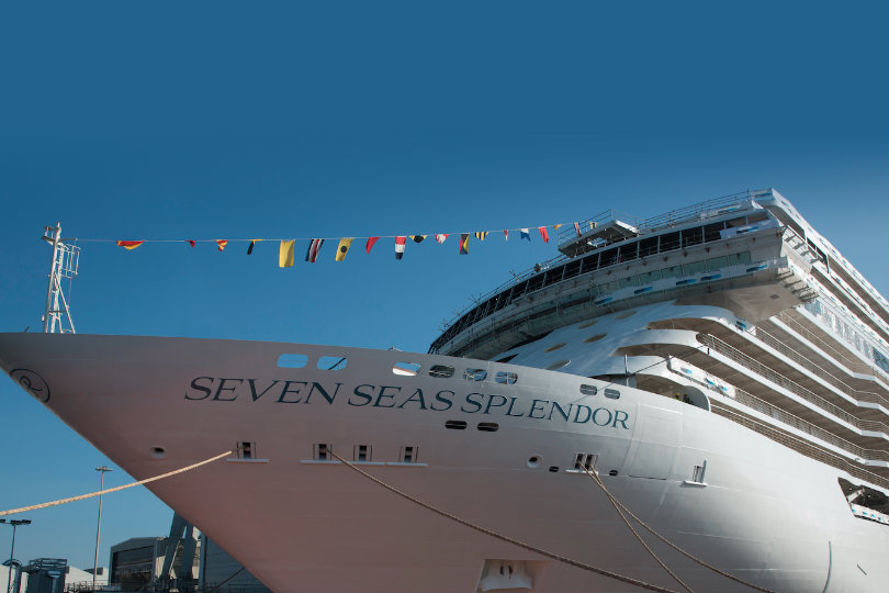 Seven Seas Splendor from Regent