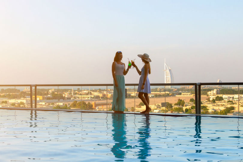 Win a stay at the Two Seasons Hotel in Dubai with Youtravel