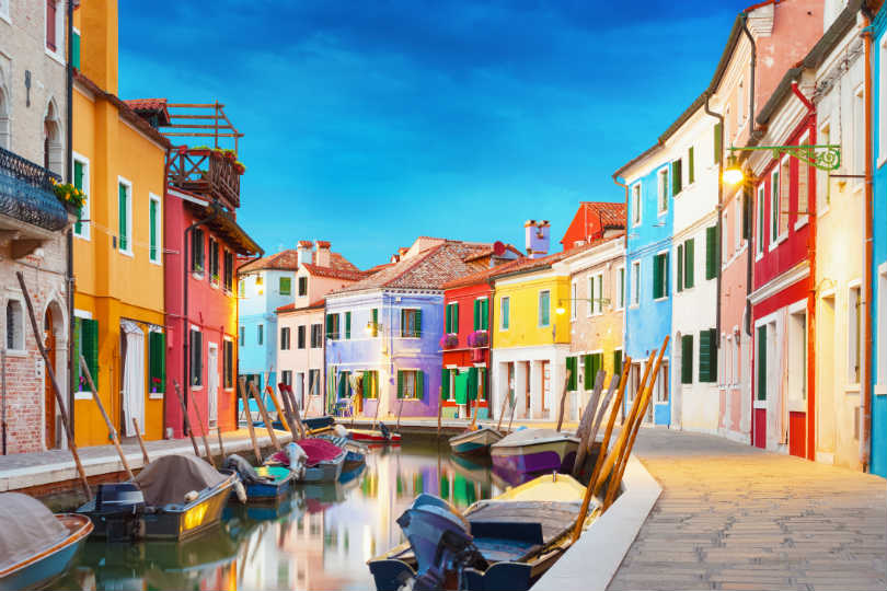 The first Virtual Small Group Tour will visit Venice
