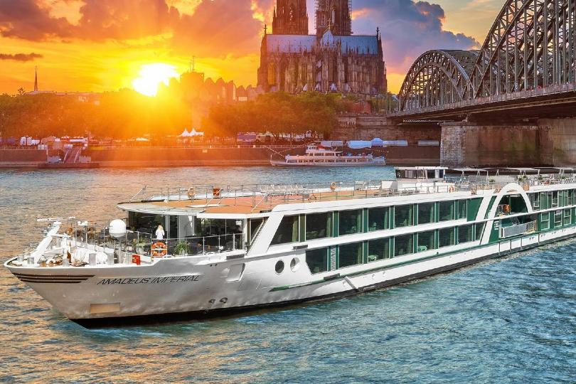 Amadeus River Cruises orders new five-star ship for 2021