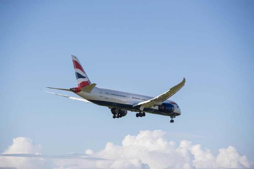 BA reports surge in NDC bookings