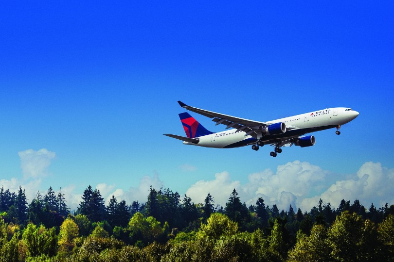 Delta to pledge $1 billion towards carbon reduction efforts