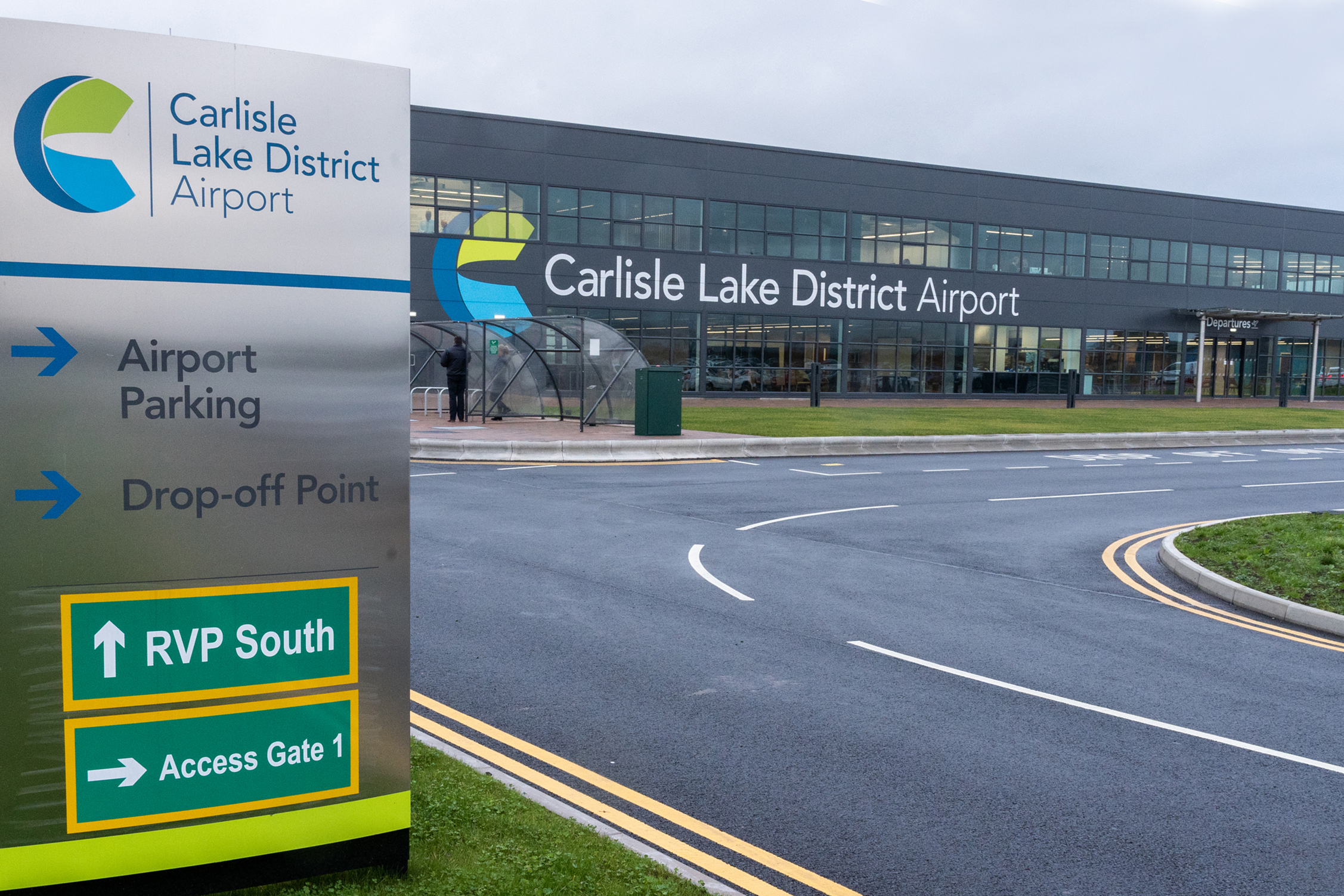 Carlisle airport appoints new boss