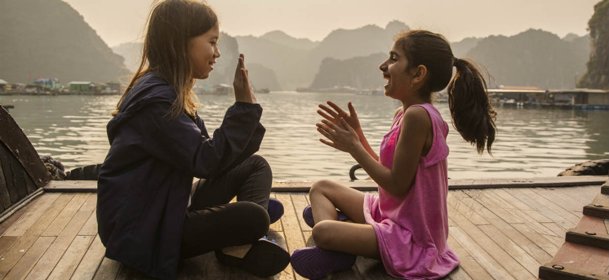 G Adventures offers a south-east Asia Family Journey: Vietnam to Cambodia trip. Picture: Oana Dragan