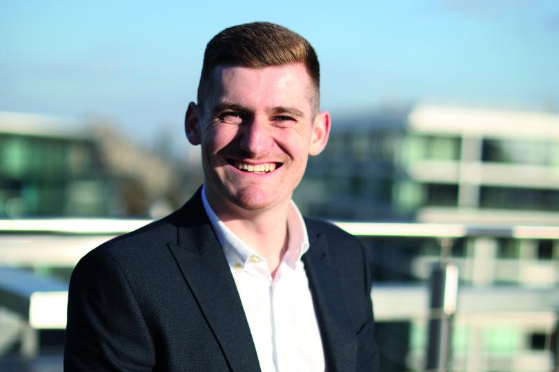 30 Under 30: Meet Matt Pink