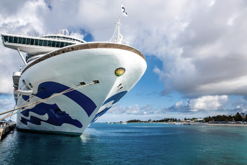 More than 300 guests are reported to have contracted norovirus onboard Caribbean Princess