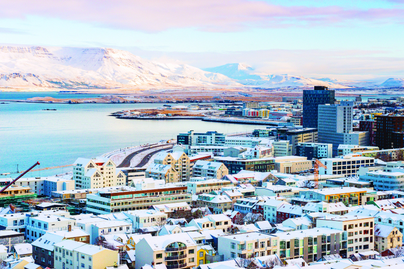 Icelandair offers stopovers in capital Reykjavík