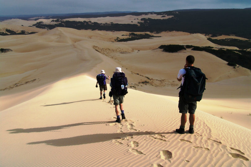 The Alexandria Hiking Trail on the South African Wild Coast