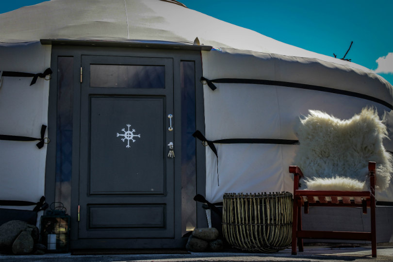 Explore's new trip includes a stay in a Mongolian yurt