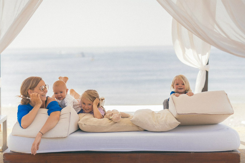 Kempinski Hotel Bahia has launched wellness experiences for the whole family