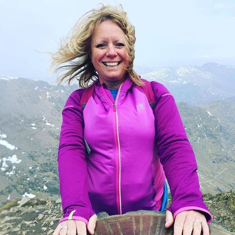 Julie Franklin, head of agency sales, Inghams