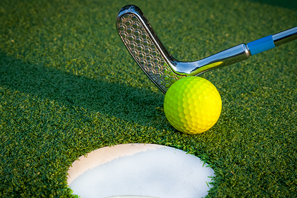 PLAY THE RYDER CUP!