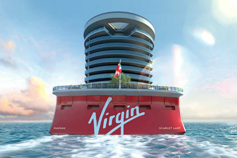 Come onboard Virgin Voyages' Scarlet Lady with TTG