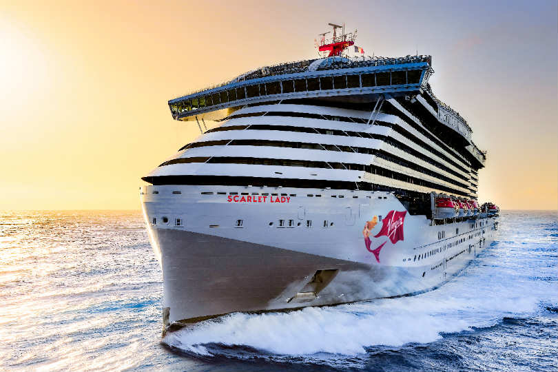 Virgin Voyages postpones Scarlet Lady's inaugural season