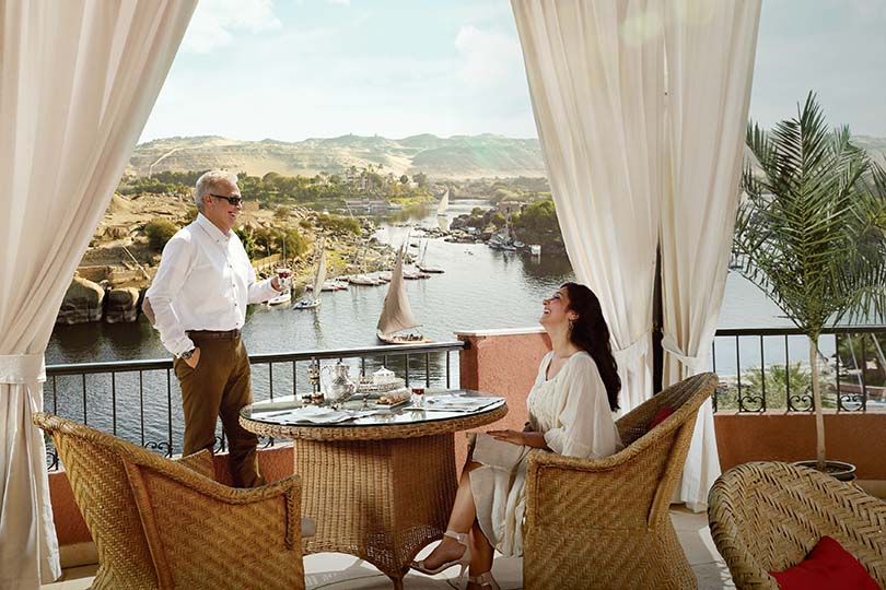 Discover a romantic holiday on the Nile