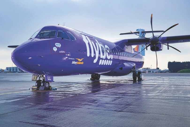 Flybe brand revived and set to fly again 'this summer'