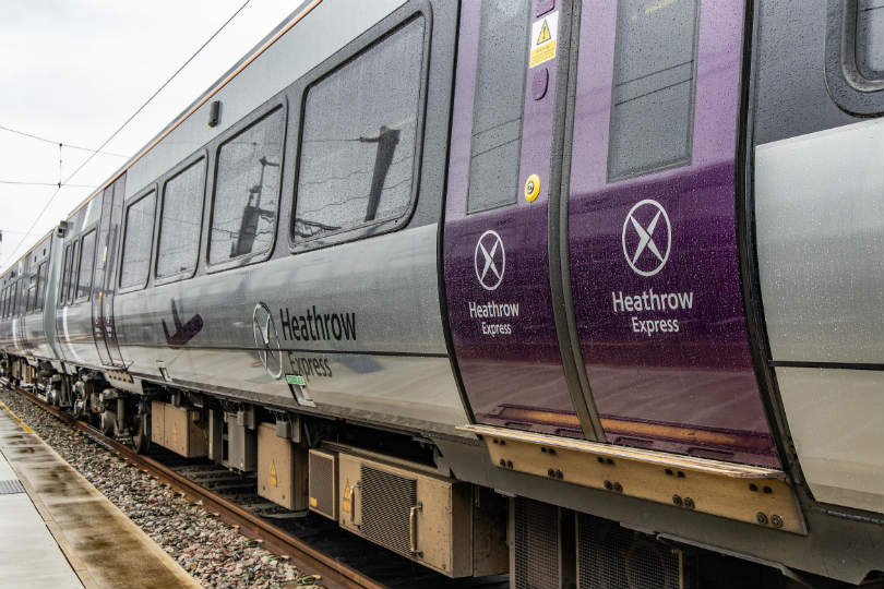 First look at new Heathrow Express fleet