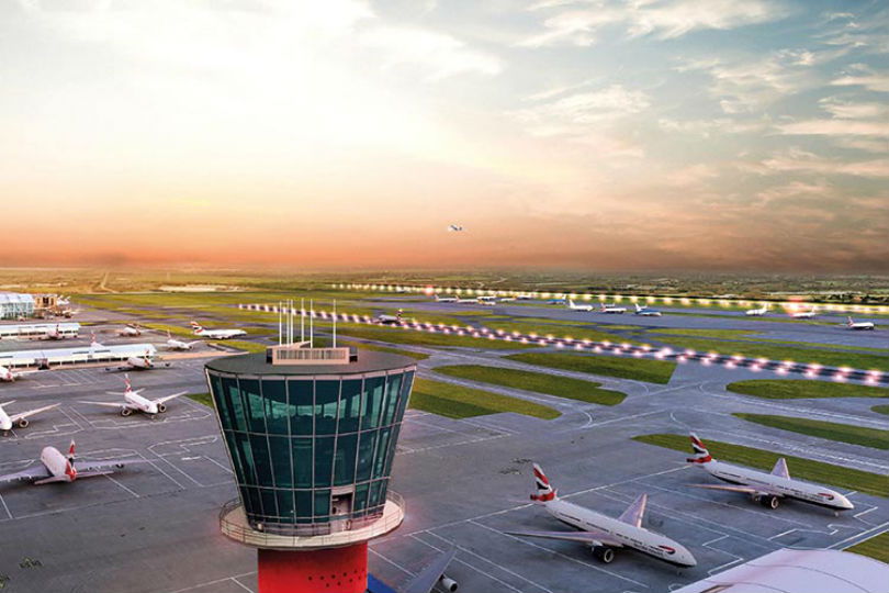 Heathrow expansion now facing 'at least' two-year delay