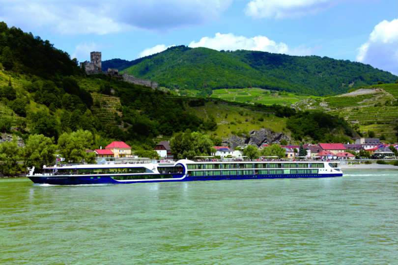 Getting active while sailing down the Danube on a discovery cruise