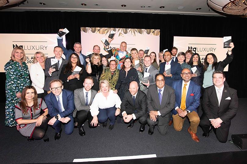 All the winners of the TTG Luxury Travel Awards 2020
