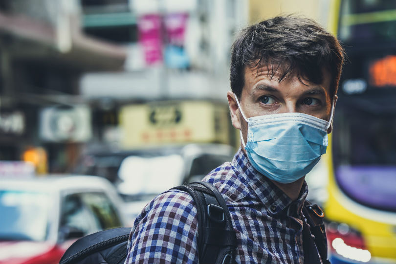 Some airlines will resume flying insisting passengers wear face masks