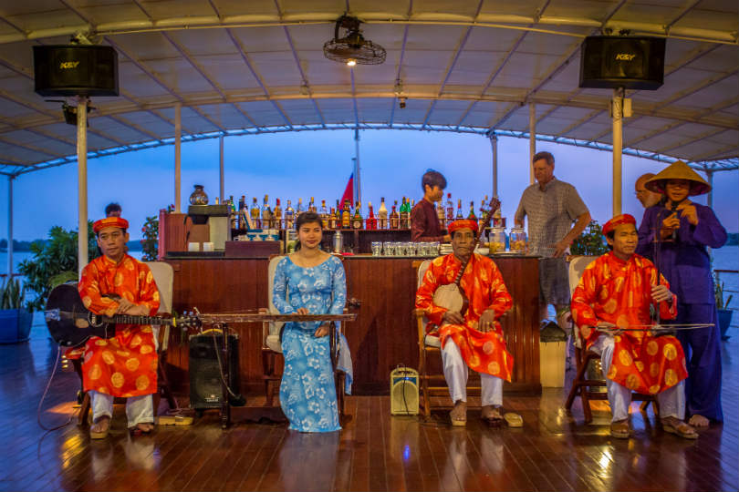 Pandaw has a new cruise that travels down the Mekong